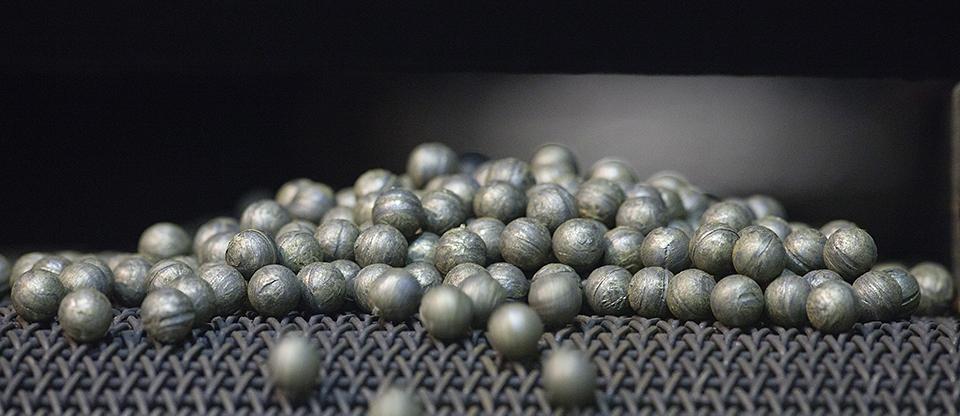 Grinding balls - Forged balls - Steel balls